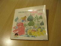 """7"""" Single Der Froschkönig Vinyl Polydor 55 005 KN Märchen Grimm"""