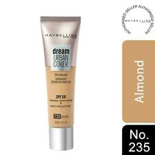 Maybelline Dream Urban Cover SPF50 All-In-One Protective Makeup, 235 Almond