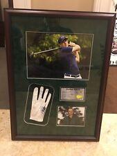 JORDAN SPIETH Signed Autographed 2015 Golf Glove Masters US Open JSA