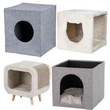 TRIXIE Kuschelhöhle Katzebett Ruheplatz Katzematratze Katzematte Katzekissen
