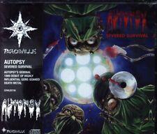 Autopsy - Severed Surival CD