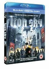 Iron Sky (Blu-ray + Digital Copy) By Julia Dietze,Udo Kier.