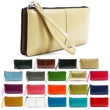 New Womens Fashion Wristlet Clutch Wrist Purse Pouch Wallet Card Holder Mini Bag