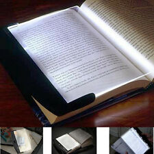 Night Vision Light LED Reading Book Flat Plate Portable Car Travel Panel