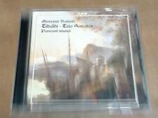 Tibaldi - Trio Sonatas (Ops 1 & 2) - Parnassi Musici (CD)