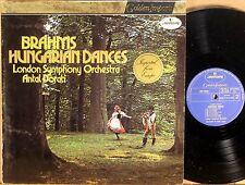 MERCURY IMPORTS Brahms DORATI Hungarian Dances SRI-75024