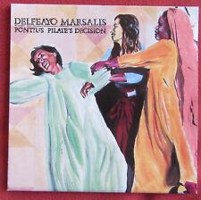 DELFEAYO MARSALIS CD USA PONTIUS PILATE'S DECISION