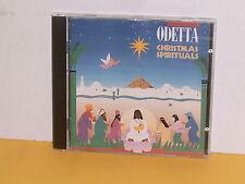 CD - ODETTA - CHRISTMAS SPIRITUALS