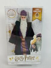 New Professor Albus Dumbledore Doll Harry Potter Mattel Wizarding World Sealed