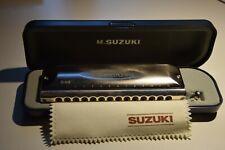 Chromatische Mundharmonika Suzuki Sirius S-56C