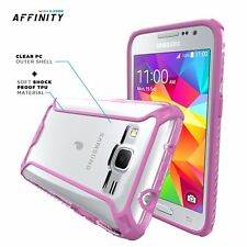 POETIC Shockproof Protective Bumper Case for Samsung Galaxy Core Prime Pink NEW