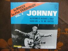 CD EP Single JOHNNY HALLYDAY -Les Rocks Les Plus Terribles Vol.2 434.951 BE NEUF