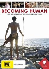 Becoming Human (DVD, 2012) New  Region Free