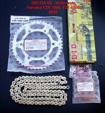 DID VX-Ring Kettensatz Yamaha FZR 1000, FZR1000, 3LE, 17-47-110, Kettenkit, neu