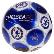 Chelsea FC misura adulto 5 Stagione 2018 Palla Firma Calcio Euro 16 CFC Regalo