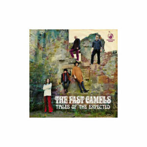 The Fast Camels Tales Of The Expected LP VINYL Magic Optician Records 0 NEW