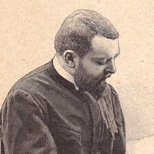 Portrait Henri Gervex Commune de Montmartre Peintre Peinture