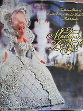 1997 Barbie Collectibles - Bob Mackie Madame du Barbie NIB
