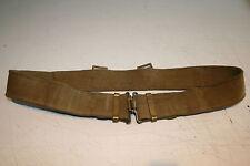 British World War 2  37 Pattern  Belt