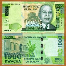 Malawi, 1000 Kwacha, 2016, P-New, UNC