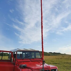 Bantenna Ham Radio Antenna. Sleeve Pole And Unun Complete Kit BLACK SLEEVE