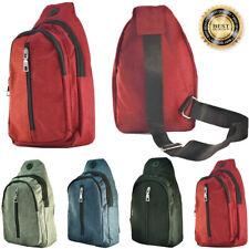 For Mens Womens Fashion Backpack Camping Shoulder Fanny Pack Belt Waist Bag LOT