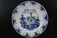 Delft Earthenware Date-Lined Ceramics