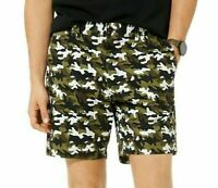 NWT $80 Michael Kors Mens Shorts Camo Moro Size 31 32 34 38 Chinos  slim fit