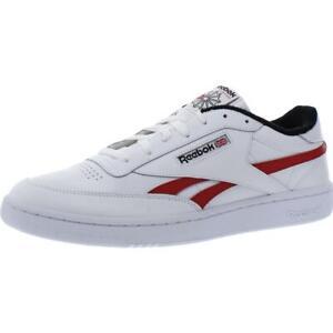 Reebok Mens Club C Revenge MU Leather Trainers Tennis Shoes Sneakers BHFO 3603