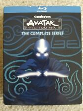 Avatar: The Last Airbender - The Complete Series Blu-ray Exclusive Brand New
