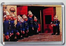 Trumpton Fire Brigade Fridge Magnet-  Retro TV - FREE POSTAGE