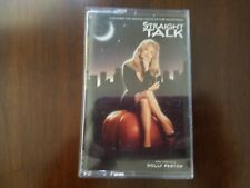 Straight Talk Soundtrack Dolly Parton Cassette Tape HR-61303-4