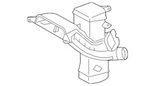 Genuine Toyota Air Inlet Assembly 17750-0P010