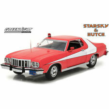 GREENLIGHT – 1/24 – FORD USA – GRAN TORINO COUPE 1976 STARSKY & HUTCH diecast