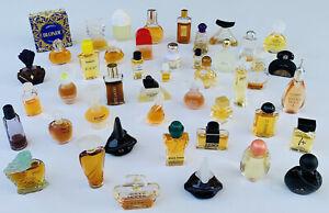 44 x Parfum Miniaturen / Mini Flakon Sammlung / Konvolut ua. Versace Blonde OVP
