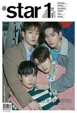 @STAR1 AT STAR1 STAR 1 STARIL NU'EST W VOL.72 KOREA MAGAZINE MAR MARCH NEW