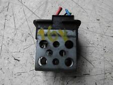 2000 Vauxhall Zafira 1.6 16V Heater Resistor