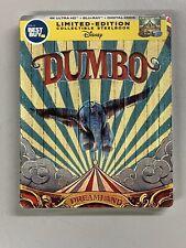 Disney's Dumbo Limited Edition Steelbook (4K UHD/Blu-ray/Digital) BRAND NEW