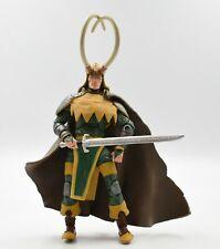 Marvel Legends Onsluaght BAF Series - Loki (Old Face) Action Figure