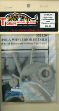 Tiger Model Designs 1:35 Tiger I Early Cupola Interior Detail Detail Set #352120