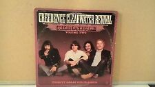 credence clearwater revival Chronicle Volume Two LP