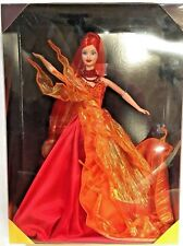 BARBIE DANCING FIRE NRFB - LIMITED EDITION new model doll collection Mattel