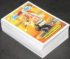 GARBAGE PAIL KIDS ANS3 COMPLETE 80-CARD SET 2004 ALL-NEW SERIES 3 +FREE WRAPPER