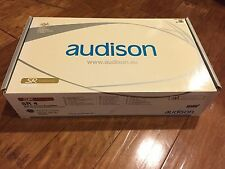 SR4 - Audison 4-Channel 360W Power Amplifier with Crossover (BRAND New)
