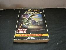 FLEUVE NOIR ANTICIPATION 115/ Jimmy GUIEU: Réseau dinosaure
