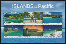 Cook Islands (2019) Islands of the Pacific - M/S