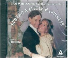 IAN WHITCOMB, BUNGALOW BOYS-SPREAD A LITTLE HAPPINESS / CD NEW AND SEALED