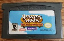 Harvest Moon: More friends of mineral town Game Boy Advance GBA