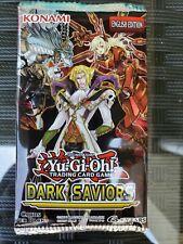 Yu-Gi-Oh Dark Saviors 5 Card Pack