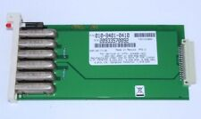 New Telect DSX-3 6-Port BCS Module 010-8401-0410 Mini-WECO Jaks T3D1CH0BAA